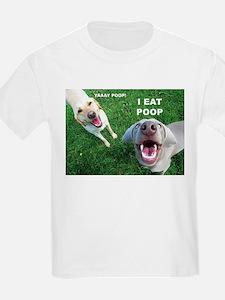 Yaay Poop! T-Shirt