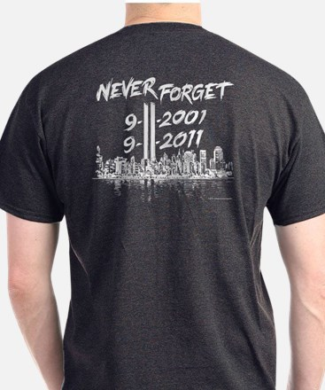 Unique September 11th never forget T-Shirt