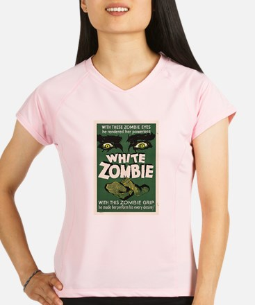 White Zombie Performance Dry T-Shirt