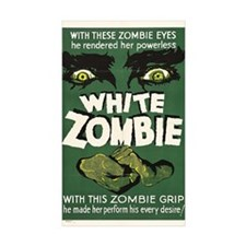 White Zombie Decal