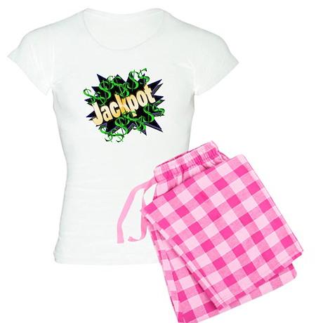 Jackpot Winner Women's Light Pajamas