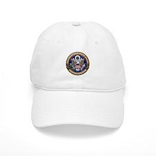 USCG Eagle & Anchors Baseball Cap