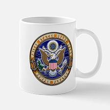 USCG Eagle & Anchors Mug
