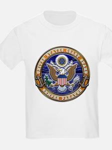 USCG Eagle & Anchors T-Shirt