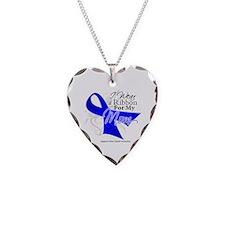 Mom Colon Cancer Necklace