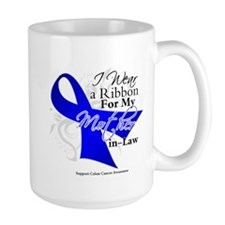 Mother-in-Law Colon Cancer Mug