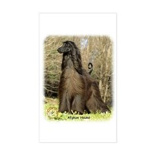 Afghan Hound 9P032D-201 Decal
