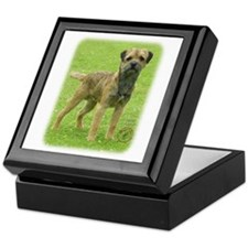 Border Terrier 8T086D-11 Keepsake Box