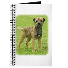 Border Terrier 8T086D-11 Journal