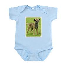 Border Terrier 8T086D-11 Infant Bodysuit