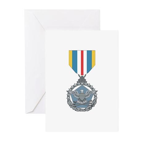 Defense Superior Greeting Cards (Pk of 10)