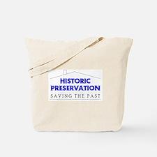 Historic Preservation Tote Bag