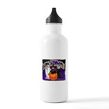 NEW! 3 Halloween Bears Water Bottle