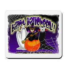NEW! 3 Halloween Bears Mousepad