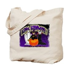 NEW! 3 Halloween Bears Tote Bag