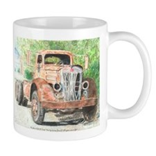"""She were a good Ol' Truck"" Mug"