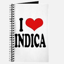 I Love Indica Journal