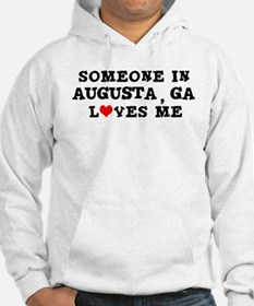 Someone in Augusta Hoodie