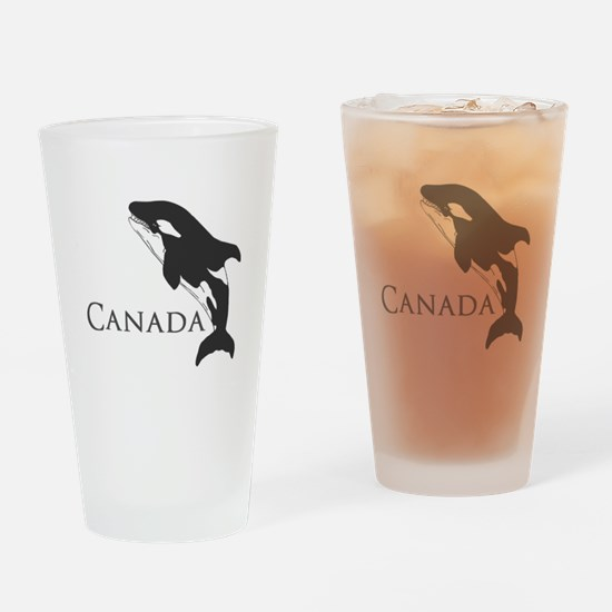 Whale Song Drinking Glass