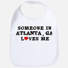 Someone in Atlanta Bib