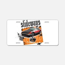 Toyota Aluminum License Plate