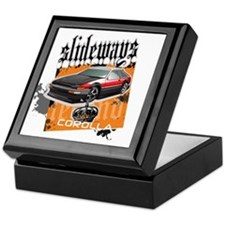 Unique Drift Keepsake Box