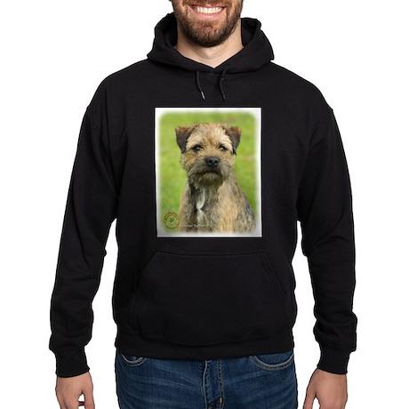 Border Terrier 9R086D-138 Hoodie (dark)