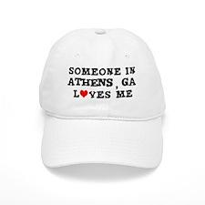 Someone in Athens Baseball Cap