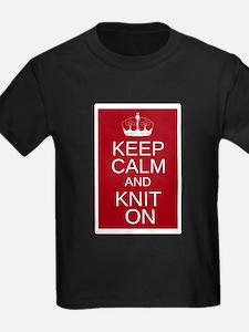 Customisable Keep Calm and Kn T