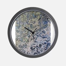 Justice and Punishment Wall Clock