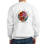 OBOS Sweatshirt (Back View)