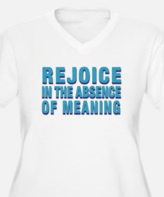 Absence of Meaning T-Shirt