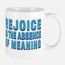Absence of Meaning Mug