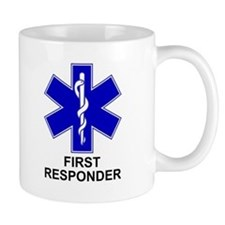 BSL - FIRST RESPONDER - Small Mugs