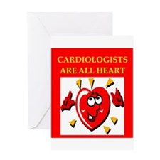 cardiologist Greeting Card