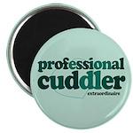 Professional Cuddler Magnet