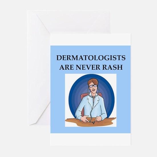 dermatology Greeting Cards (Pk of 10)
