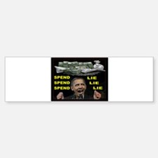 NUTTY GUY Bumper Bumper Sticker