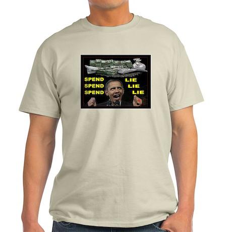 NUTTY GUY Light T-Shirt