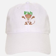 Little Monkey Brady Baseball Baseball Cap