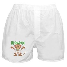 Little Monkey Brayden Boxer Shorts