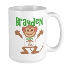 Little Monkey Brayden Mug