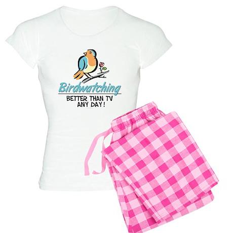 Birdwatching Women's Light Pajamas
