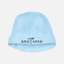 Birding, Ornithology baby hat