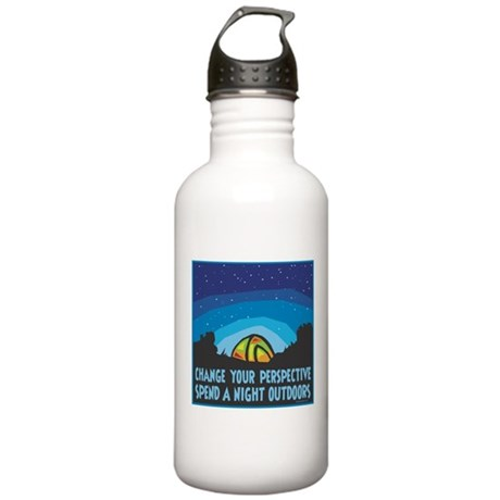 Tent Camping Stainless Water Bottle 1.0L