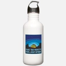 Tent Camping Water Bottle