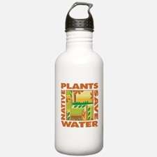 Native Plant Landscaping Water Bottle