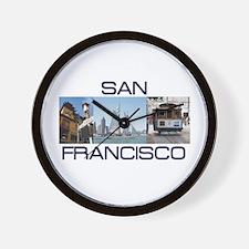 ABH San Francisco Wall Clock