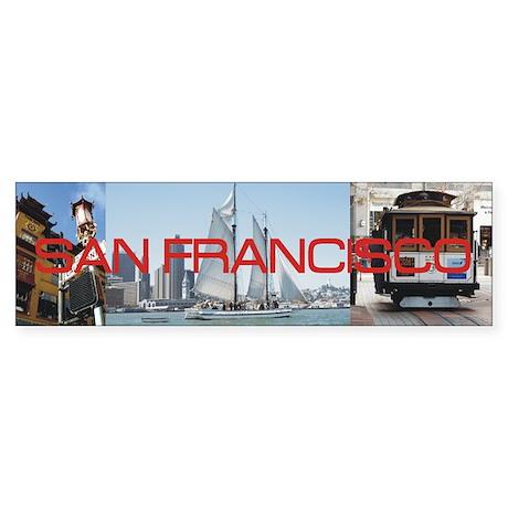 ABH San Francisco Sticker (Bumper)