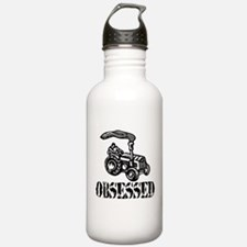 Tractor Obsessed Water Bottle
